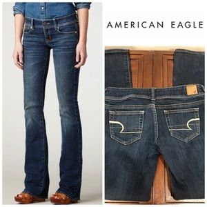 American Eagle Slim Bootcut Stretch Jeans